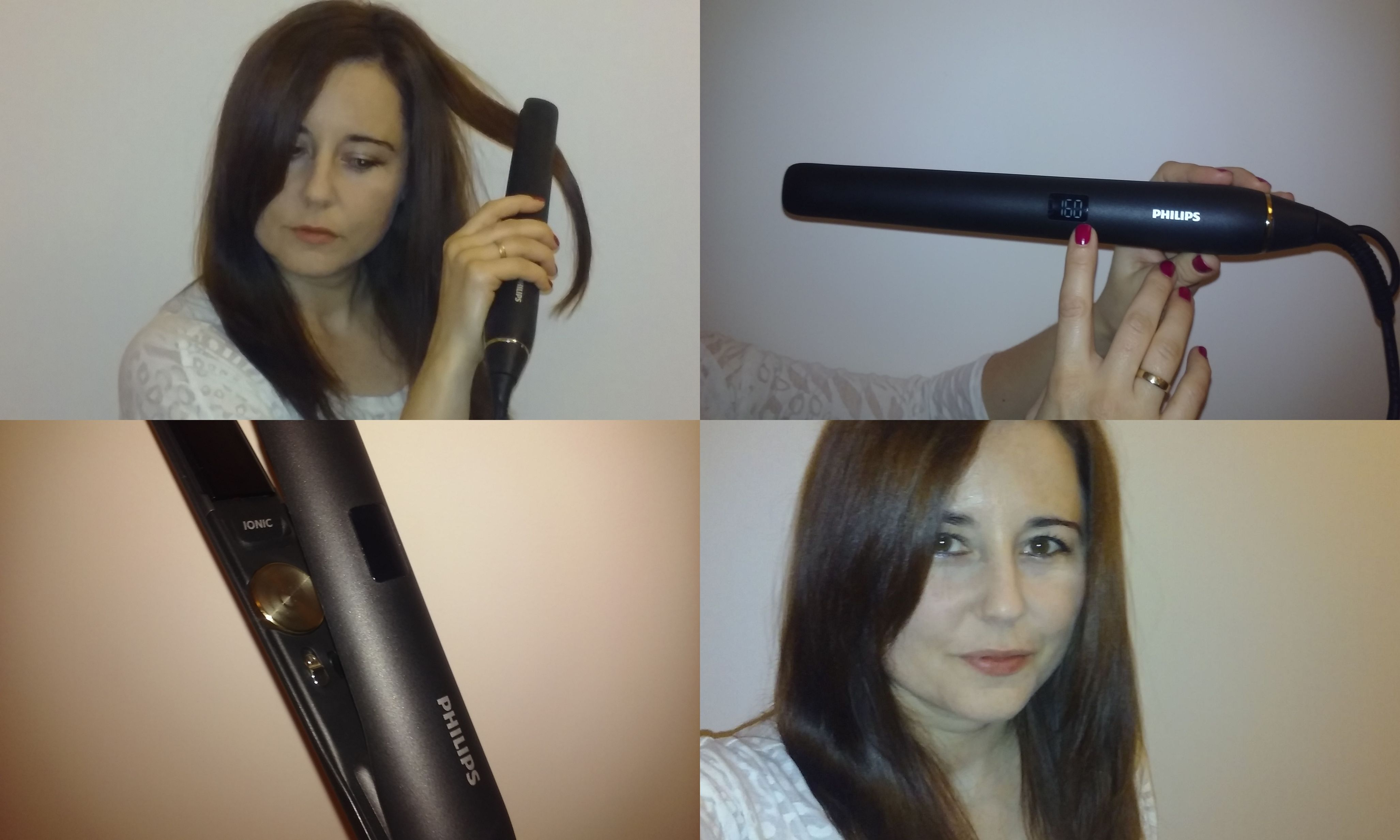 prostownica philips pro straightener