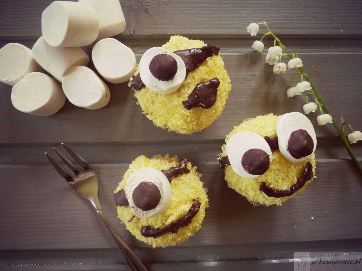 ciasteczka dla dzieci minionki przepis