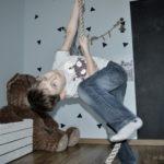 Jak urządzić pokój dla chłopca ? Pomysł 3 w 1