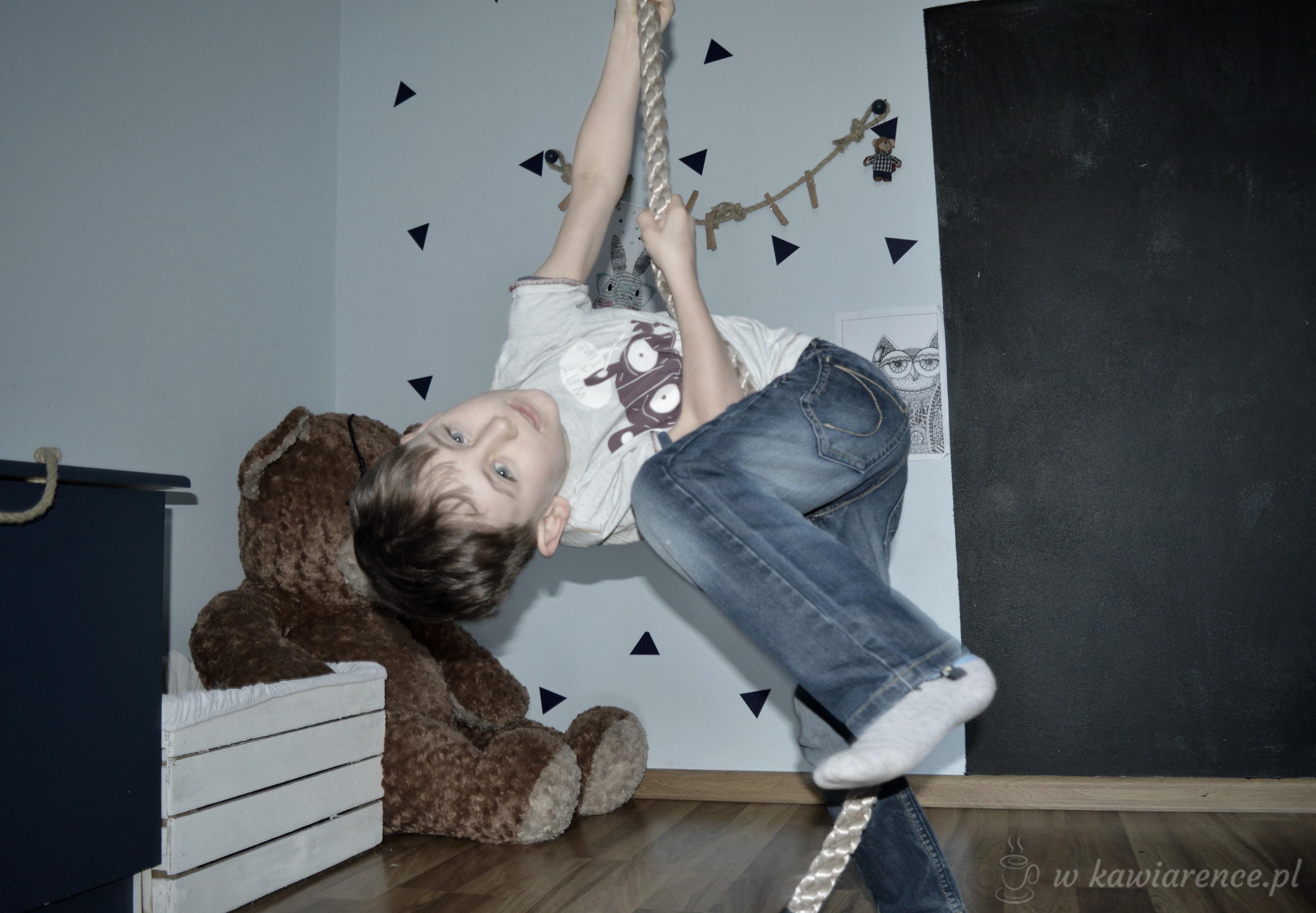 jak urządzić pokój dla chłopca