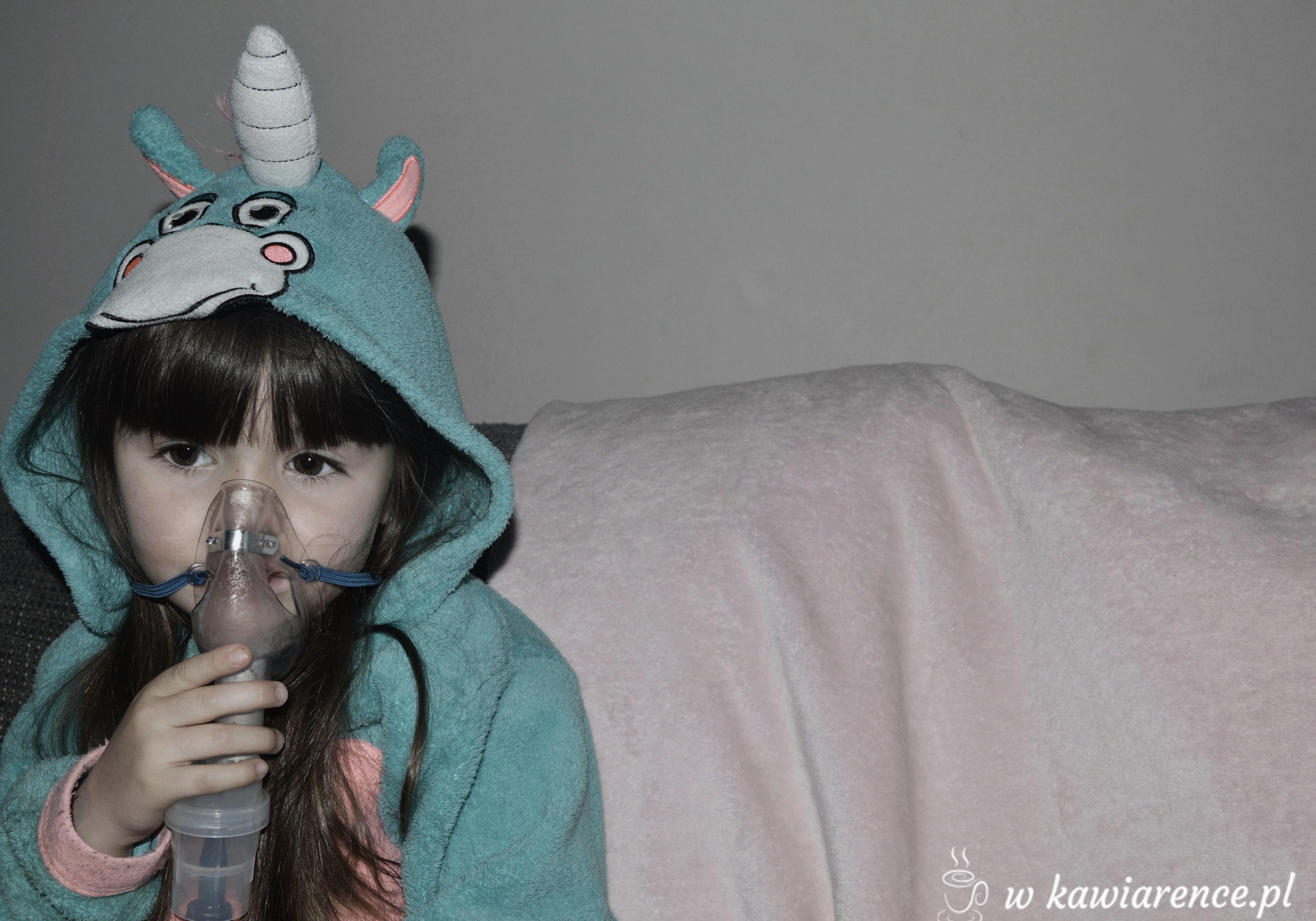 jaki wybrać nebulizator dla dziecka