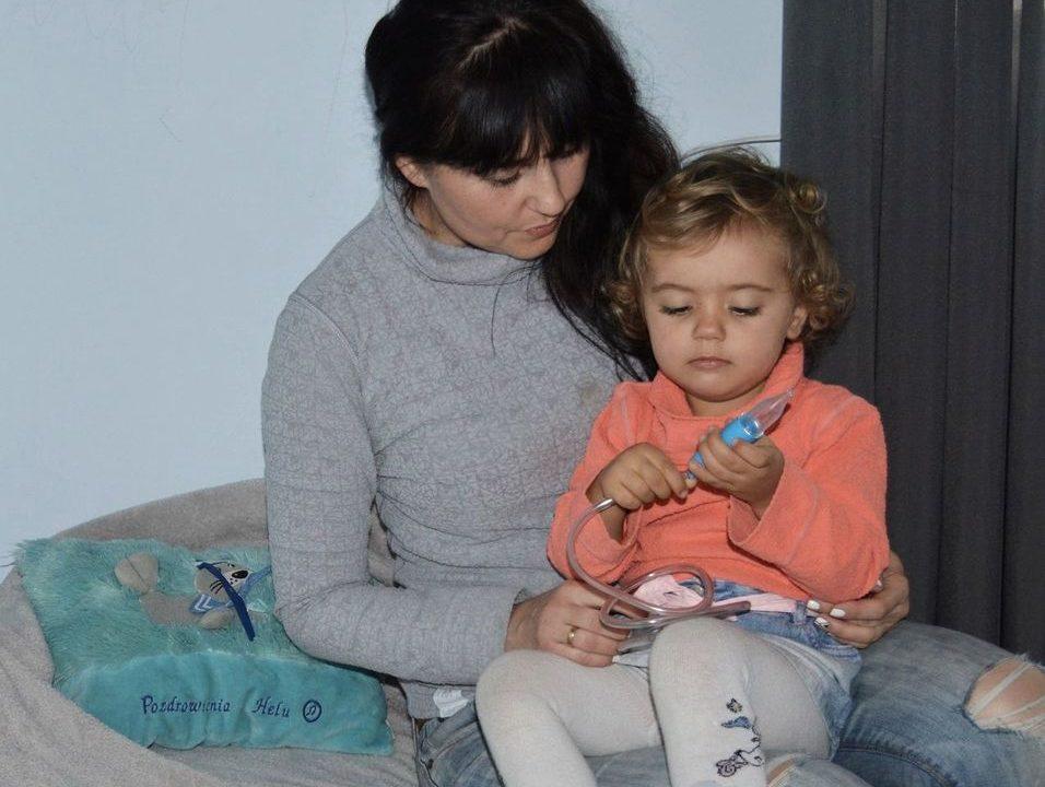 ASPIRATOR do nosa dla dzieci SOPELEK