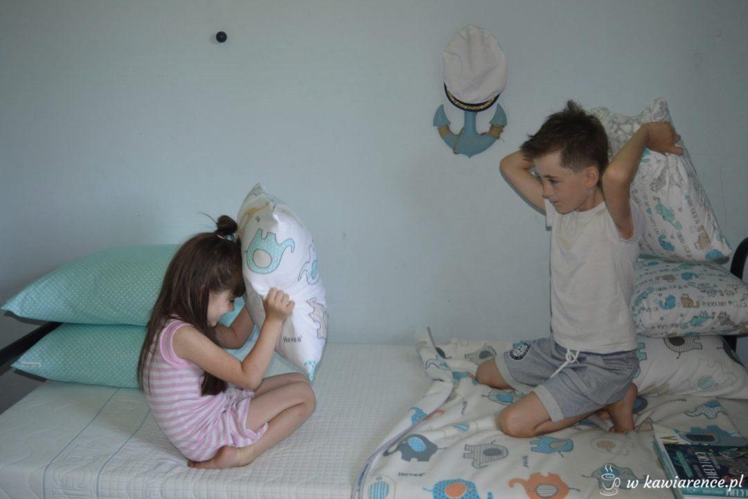 jaki wybrac materac dla starszego dziecka