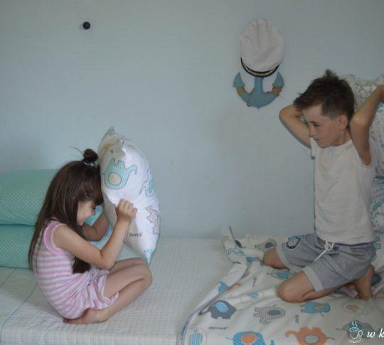 jaki wybrać materac dla starszego dziecka