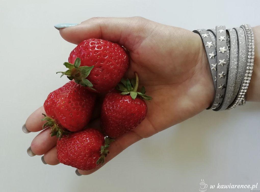 szybke dania z truskawkami na lato