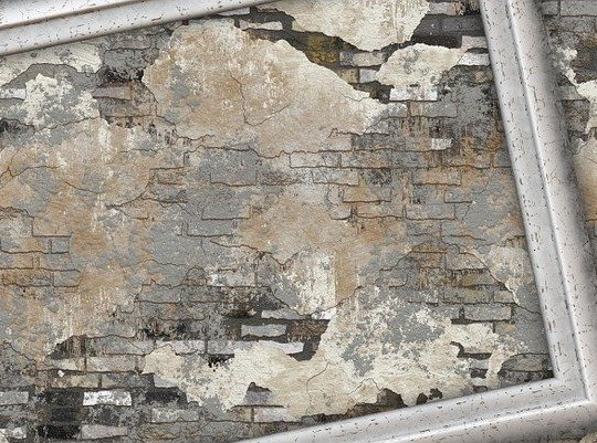osuszacz powietrza mokra ściana w domu