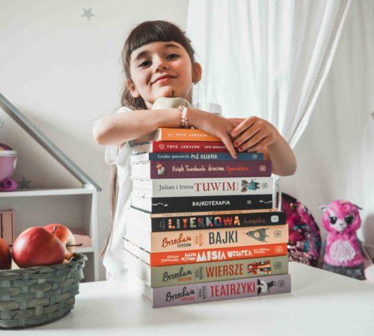 popularne i znane ksiązki dla dzieci dla 2 3 4 5 6 7 8 lat