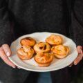 Muffiny na drugie śniadanie do szkoły