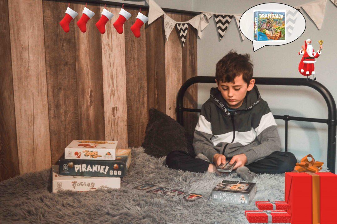 prezent pod choinke dla 9 i 10 latka - edukacyjne gry planszowe - nowości 2020