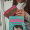 książki dla dzieci 7 lat - Natka i zbuntowany królik i magiczna gąsienica