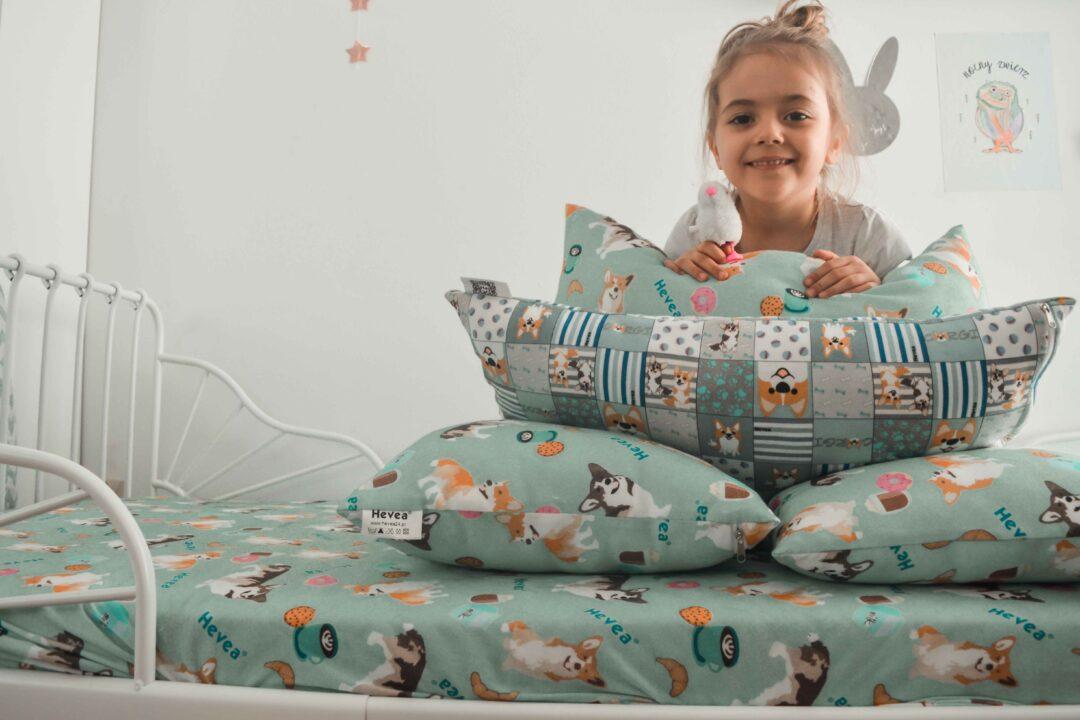 materace lateksowe dla dzieci