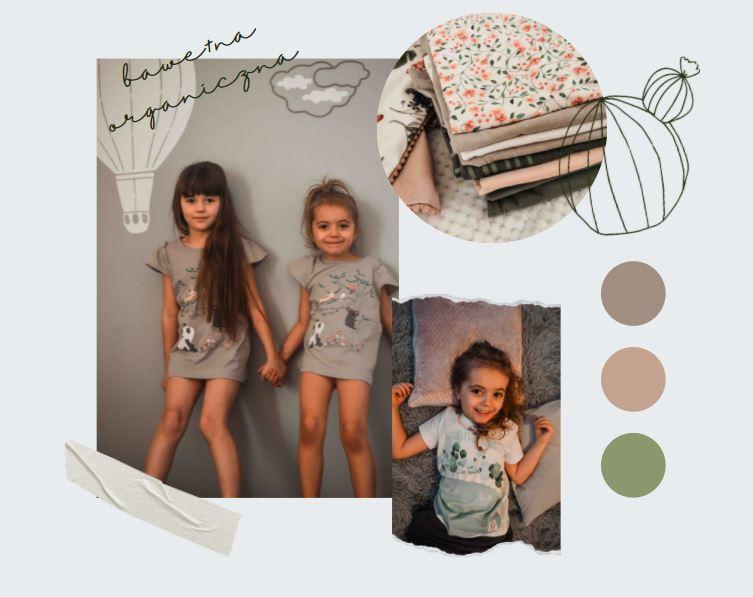 nowa kolekcja Pepco bawełna organiczna
