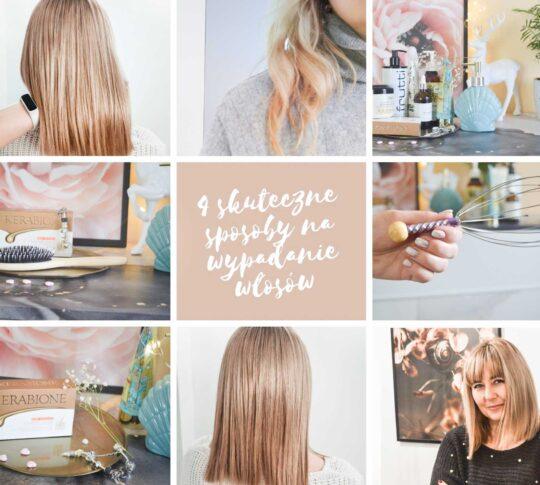 skuteczny sposób na wypadanie włosów - naturelne metody, domowa terapia