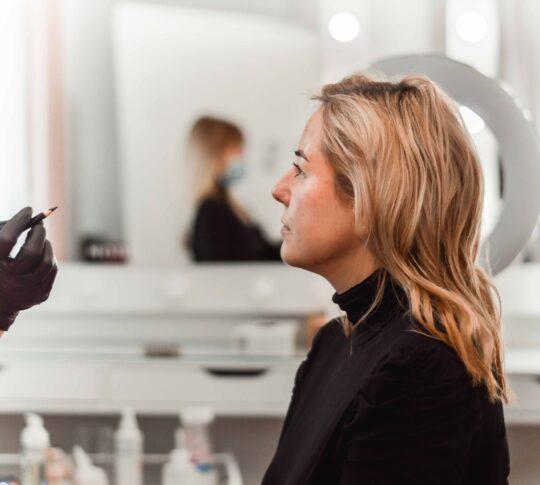 Makijaż permanentny brwi i oczu