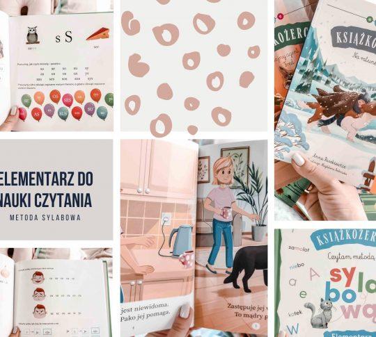 Czytanie metodą sylabową - od czego zacząć, książki, przykłady, krótkie opowiadania, na co zwrócić uwagę